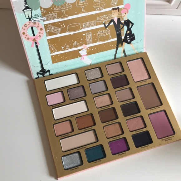 Too Faced Makeup Brand New Christmas In New York Palette Poshmark